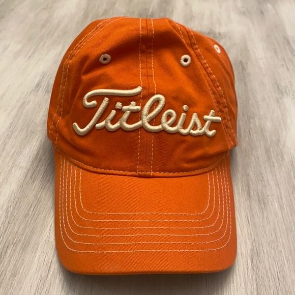 Titleist Ball Cap/Hat